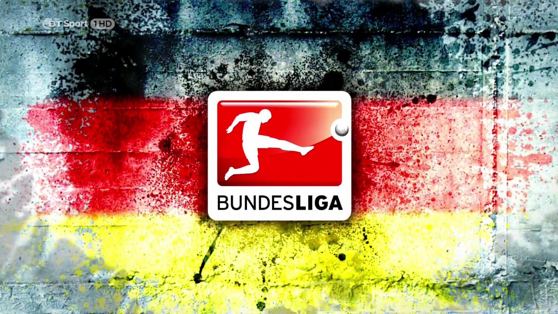 Немецкая футбольная бундеслига
