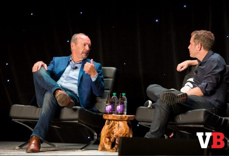 Peter Moore & Geoff Keighley