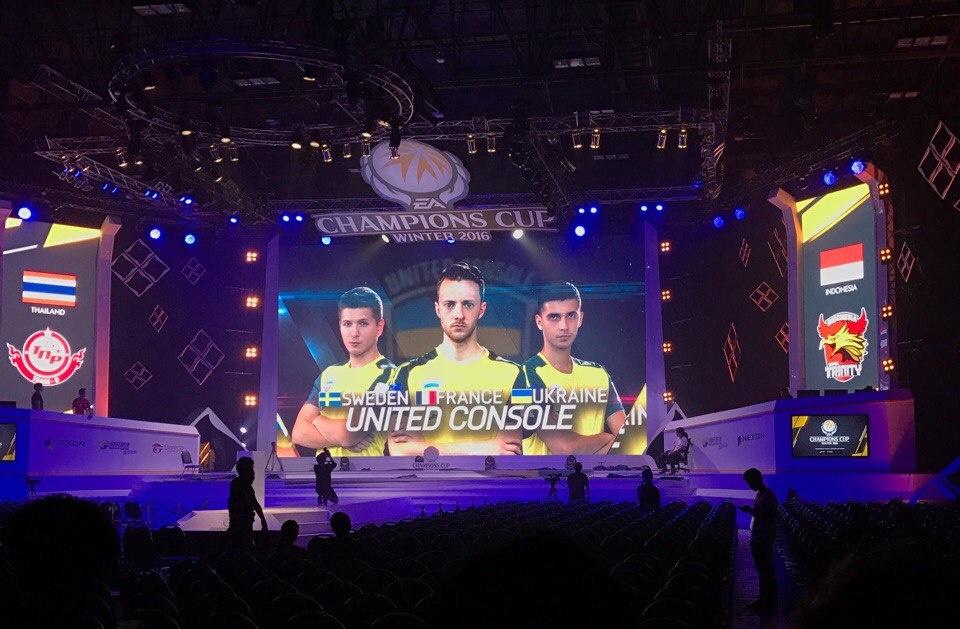 На подобном турнире EA Champions Cup Winter в 2016 году этот состав занял 4-ое место.