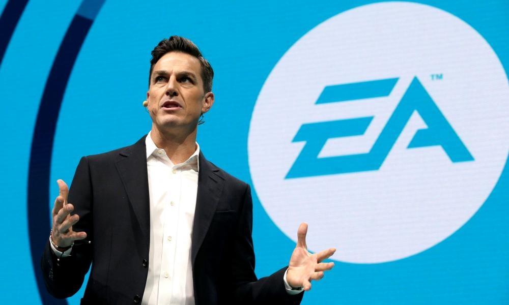 Эндрю Уилсон, генеральный директор EA