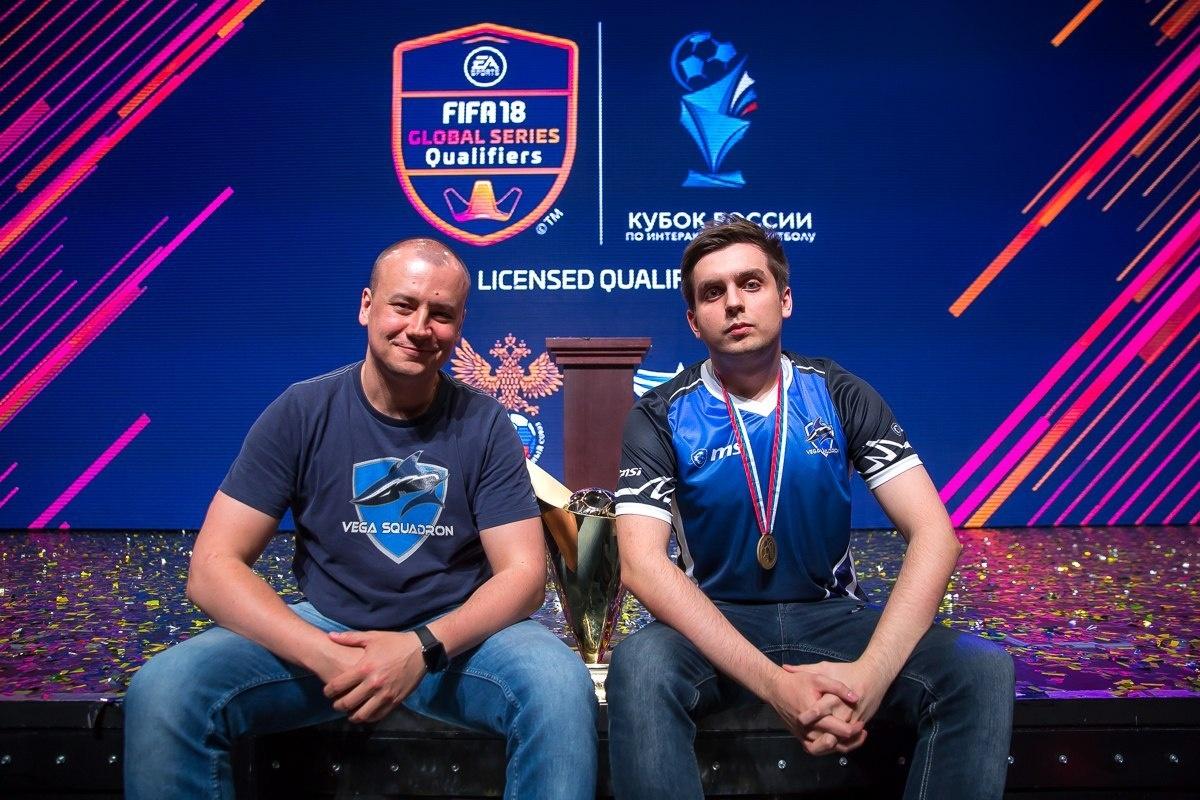 Владелец Vega Squadron, Алексей Кондаков и Михаил «Torres» Запорожец!