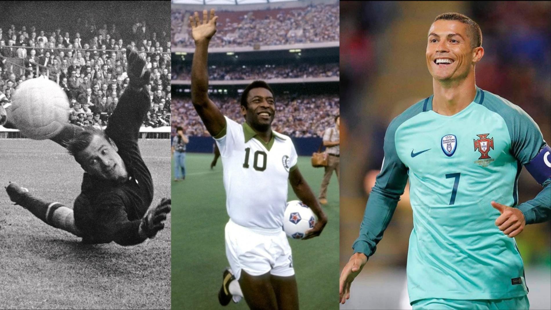 Настоящие легенды английского футбола