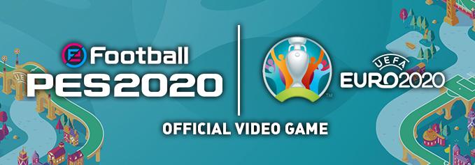 PES 2020 Update UEFA EURO 2020